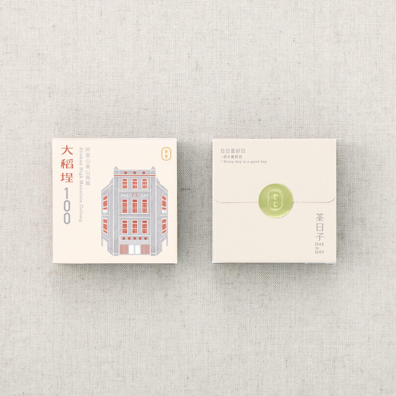 大稻埕 / 隨身盒 - Dae100 阿里山烏龍